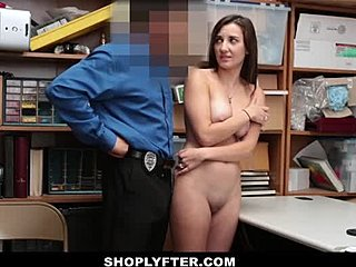 Facial, Jizz, Homemade, Cumshot, Office, At work, Tits