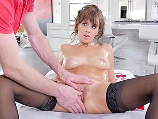 Facial, Jizz, Cumshot, Oral, Sucking, Creampie, Stockings