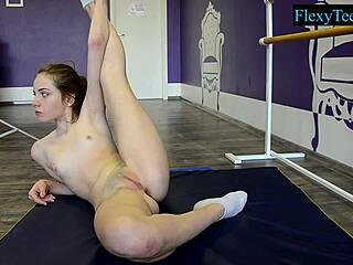 Nude gymnast 15 Pics